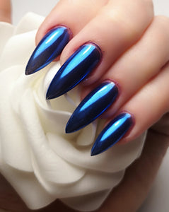CHROME pigment - Royal blue