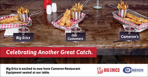 Big Erics Inc. is getting Stronger– As it acquires Cameron Restaurant Equipment