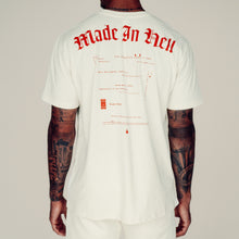 Load image into Gallery viewer, Made In Hell Unisex T-Shirt