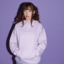 Load image into Gallery viewer, Women Cum First Lilac Unisex Hoodie