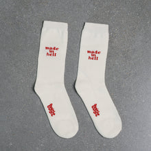 Load image into Gallery viewer, Made In Hell Unisex Socks