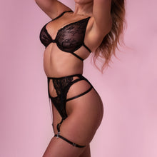 Load image into Gallery viewer, Rated R Lingerie Set