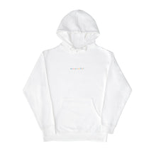 Load image into Gallery viewer, Women Cum First White Unisex Hoodie