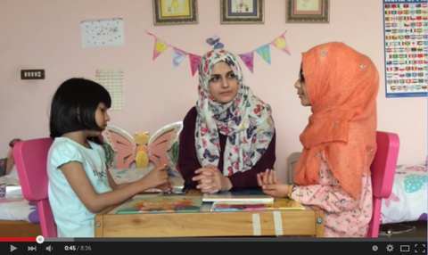 Quran for Kids # 8 Mistakes are good By Fatimah, Zainab & Zahra Agha (Video Blog)