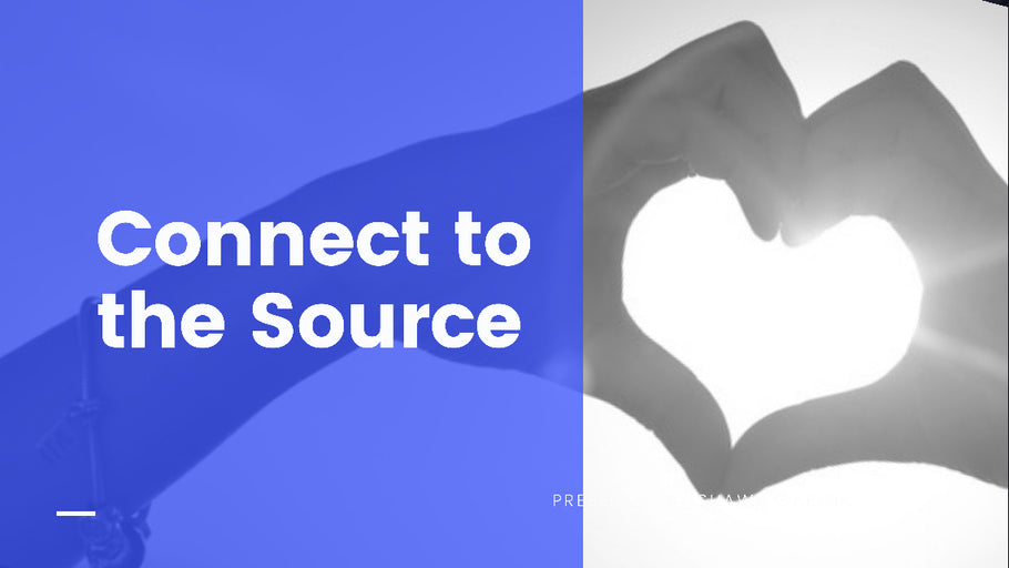 Ep # 5 Connect to the Source