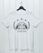 Load image into Gallery viewer, A Curious Being - Not A Test Subject - Unisex Shirt