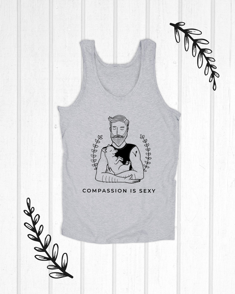Compassion Is Sexy - Loose Tank Top