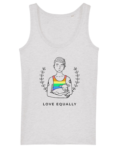 Love Equally -  Pride Slim Tank