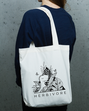 Load image into Gallery viewer, Herbivore - Totebag