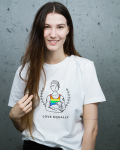 Love Equally - Pride Unisex Shirt