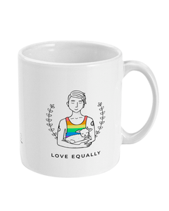 Love Equally - Pride Mug