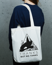 Load image into Gallery viewer, Thanks But No Tanks - Totebag