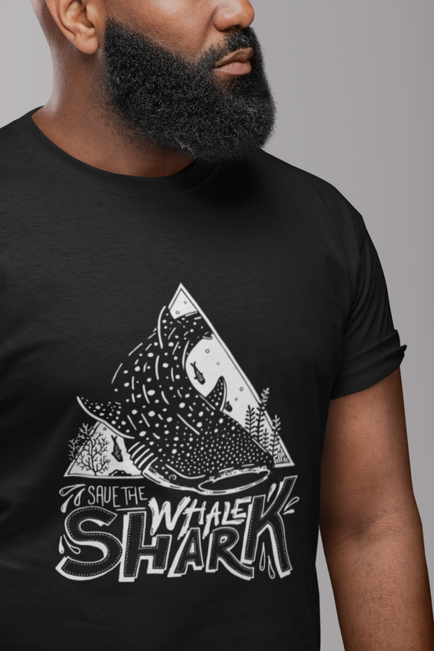 Save the Whale Shark - Unisex Tee