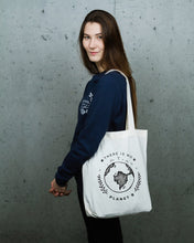Load image into Gallery viewer, No Planet B Bag - Vegan Totebag