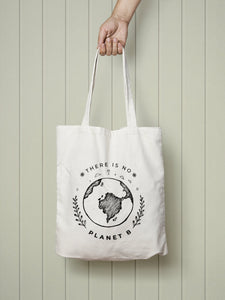 No Planet B Bag - Vegan Totebag