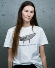 Load image into Gallery viewer, Humpback Whale T-shirt