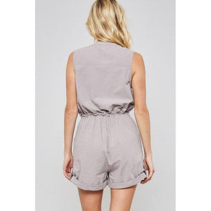 """ATR"" All Terrain Romper-Rompers-Composed Rose"