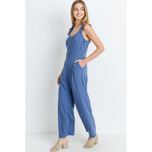 Day to Night Jumpsuit-Jumpsuit-Composed Rose