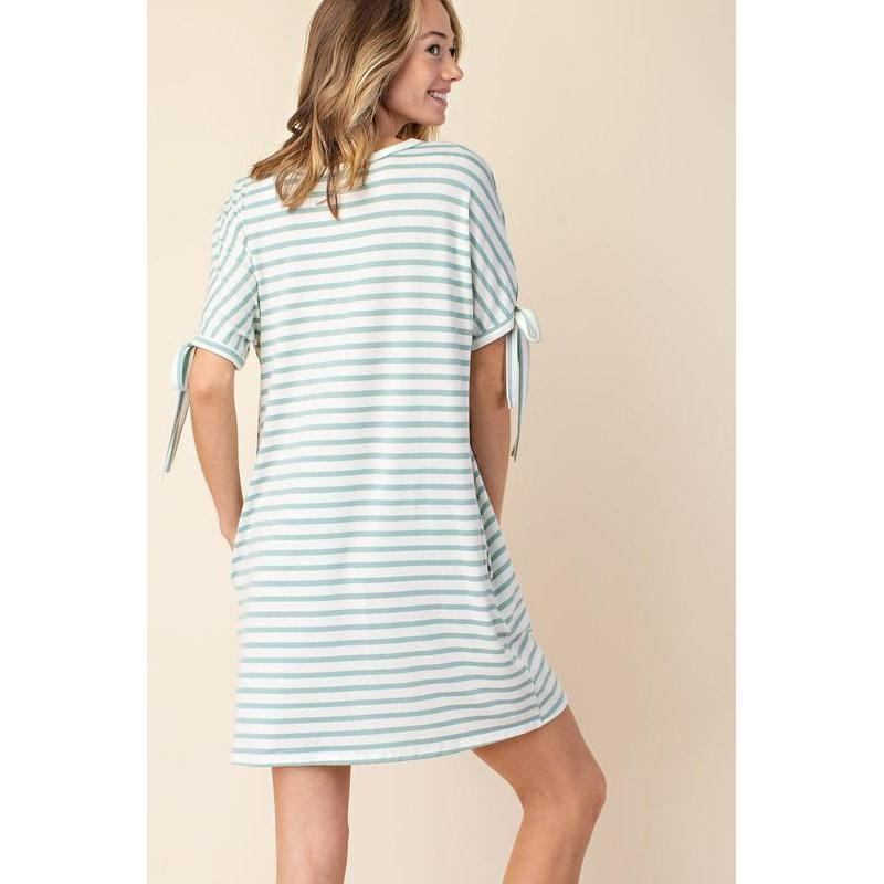 Easy Breezy Everyday Dress-Dress-Composed Rose