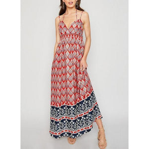 Free Falling for Summer Maxi Dress-Dress-Composed Rose