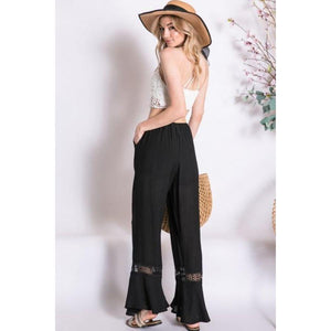 Happy Days Are Here Again Palazzo Pants-Pants-Composed Rose