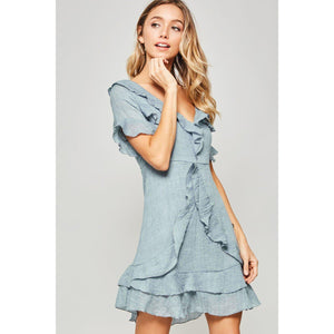 Nothing Else Like It Mini Dress-Dress-Composed Rose