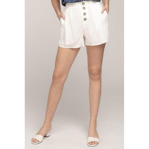 Summer Breeze Shorts-Shorts-Composed Rose