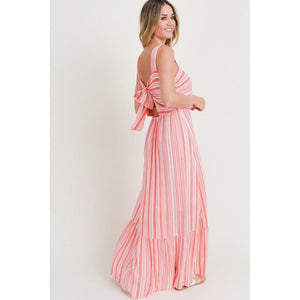 Sunrise to Sunset Maxi Dress-Dress-Composed Rose