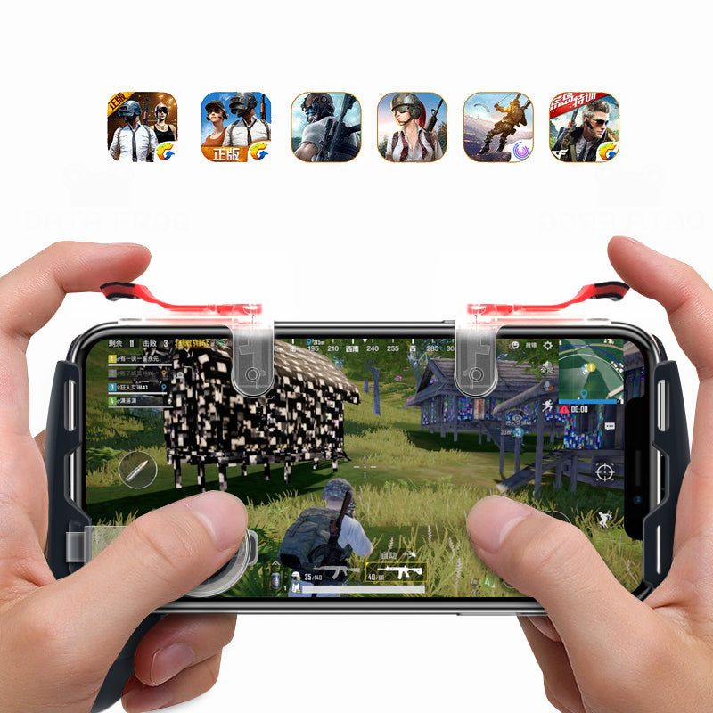 Gamepad For Mobile Phone