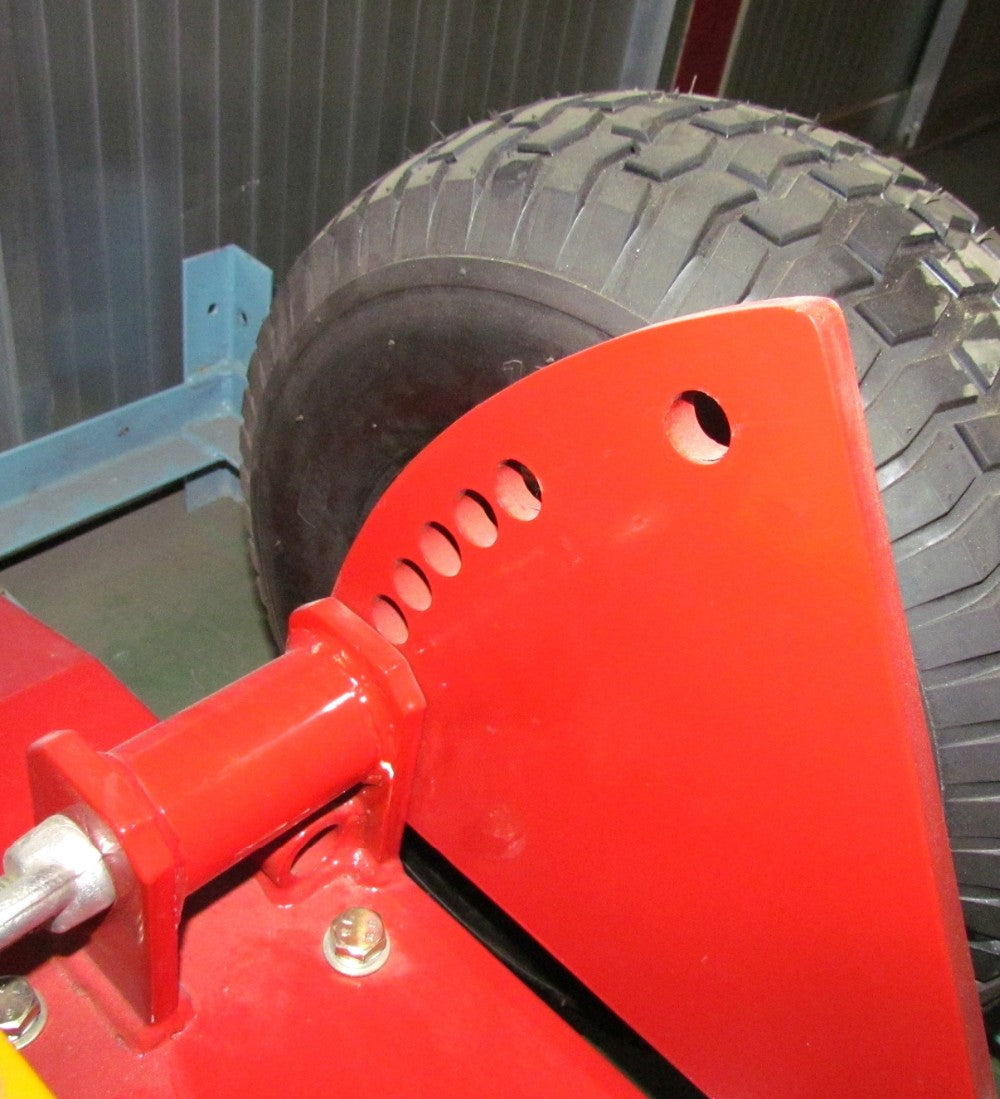 Self Propelled Flail Mower