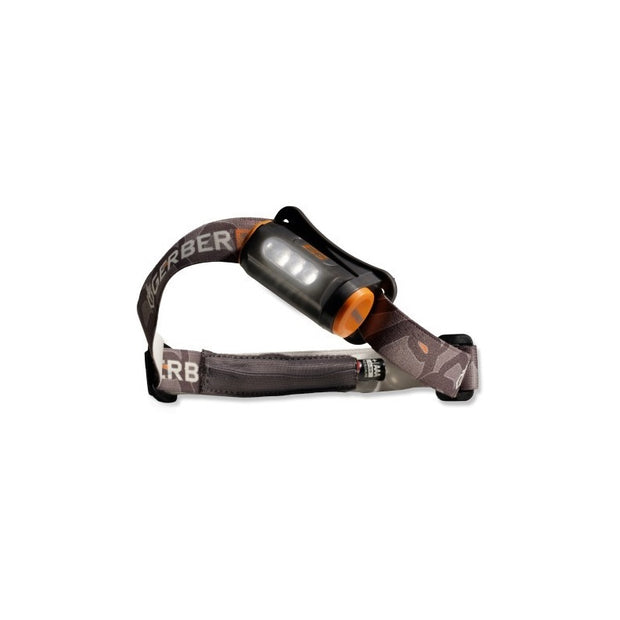 Gerber Bear Grylls 2 beam Headlamp with survival guide | Survival Series | 25 LM