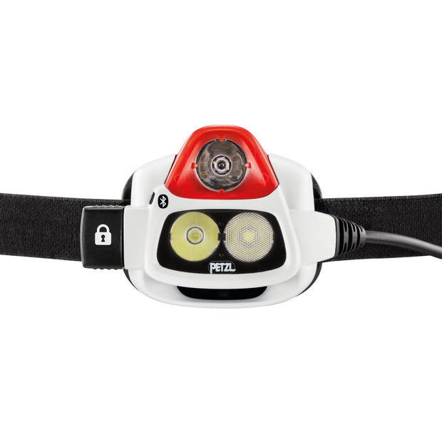 NAO® + headlamp front view