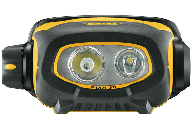PETZL PIXA 3R Rechargeable Headlamp for use in explosive environments (ATEX) | 90 LM