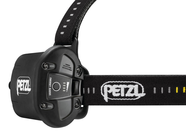 PETZL DUO S  Powerful, waterproof & rechargeable headlamp | FACE2FACE | 1100 LM