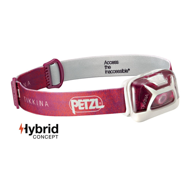 PETZL TIKKINA Simple, compact headlamp for proximity lighting | 150 LM