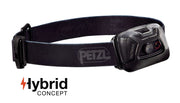 PETZL TACTIKKA Compact headlamp, White & Red LED's for night vision & stealth | 200 LM