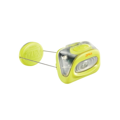 PETZL Zipka Ultra-Compact Headlamp | 80 LM [Clearance]