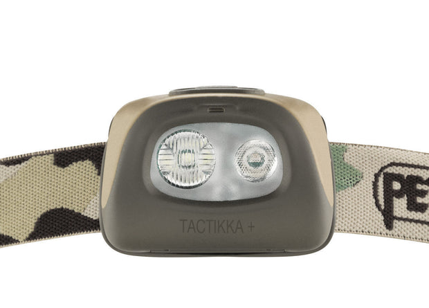 PETZL TACTIKKA + Multi-Purpose Headlamp | Camo | 160 LM [Clearance]