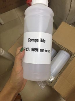 Continuous Make-ups Supply for Squid printing technologies