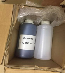 Squid industrial ink for bulk ink purchases