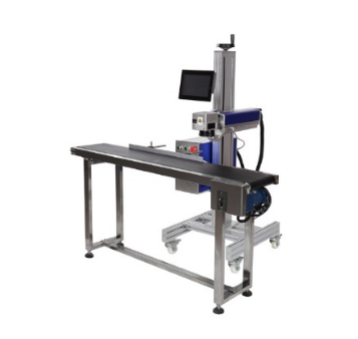 30W Fly CO2 Laser Marking Machine for sale