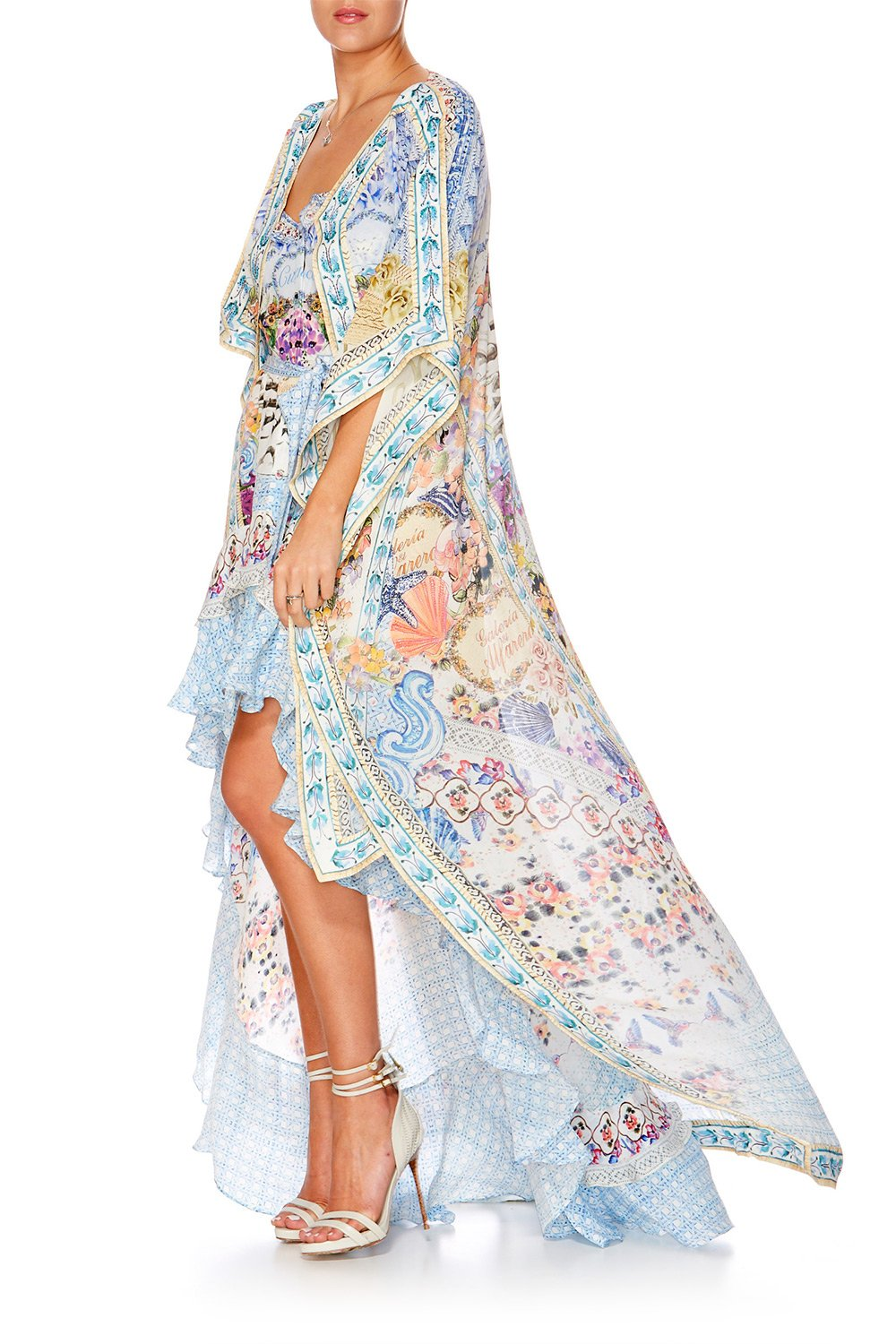 GIRL NEXT DOOR DRAPE LONG BACK OVERLAY