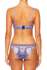 CAMILLA WINGS TO FLY SOFT BRA W BACK CLIP