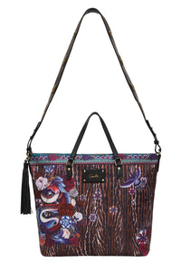 PRINTED TOTE JEWEL OF JUPITER