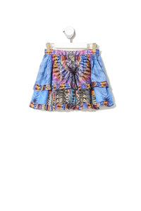 INFANTS DOUBLE LAYER FRILL SKIRT LOVE ON THE WING