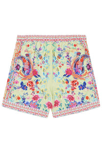 ELASTIC WAIST BOARDSHORT PEACE MOVEMENT