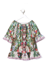 INFANTS A-LINE FRILL DRESS FAIR VERONA