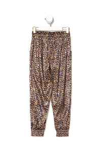 KIDS TRACK PANT 12-14 POETIC ANARCHY