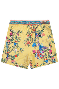 ELASTIC WAIST BOARDSHORT FIT FOR A KING