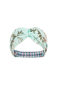 WOVEN TWIST HEADBAND MILLAS BACKYARD